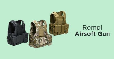 Rompi Airsoft Gun