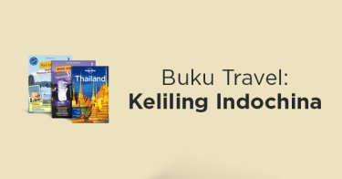 Buku Travel Keliling Indochina