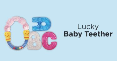 Lucky Baby Teether