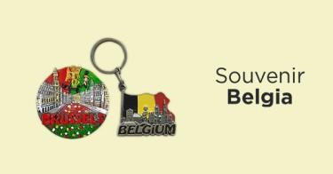 Souvenir Negara Belgia DKI Jakarta