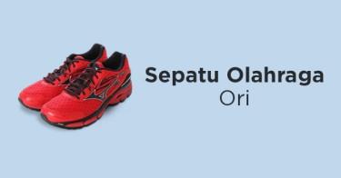 Sepatu Olahraga Ori Banten