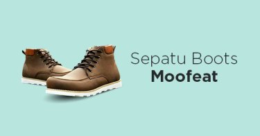 Jual Sepatu Boots Moofeat - Beli Harga Terbaik  d0aea76351