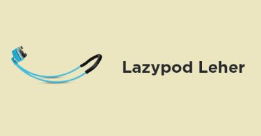 Lazypod Leher