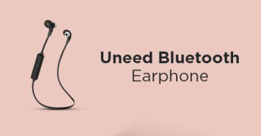 Uneed Bluetooth Earphone