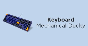 Keyboard Mechanical Ducky