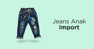 Jeans Anak Import
