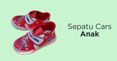 Sepatu Cars Anak Bogor