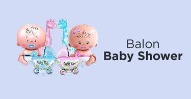 Balon Baby Shower