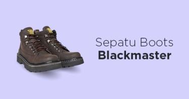 Jual Sepatu Boots Blackmaster - Beli Harga Terbaik  88e77f2226