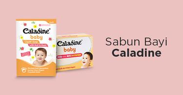 Sabun Bayi Caladine
