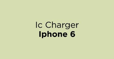 Ic Charger Iphone 6