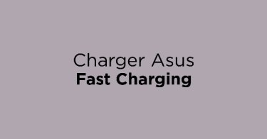 Charger Asus Fast Charging