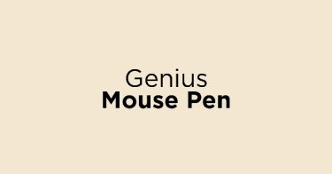 Genius Mouse Pen