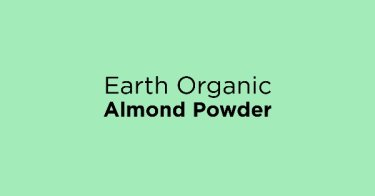 Earth Organic Almond Powder