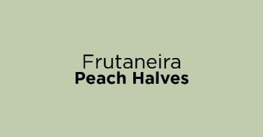 Frutaneira Peach Halves