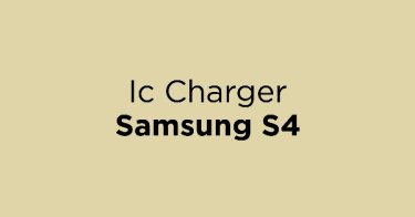 Ic Charger Samsung S4