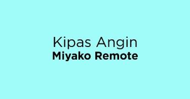 Kipas Angin Miyako Remote