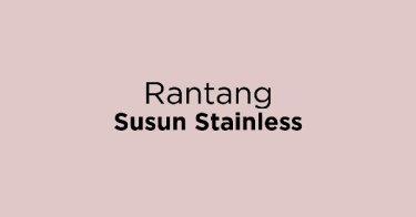 Rantang Susun Stainless
