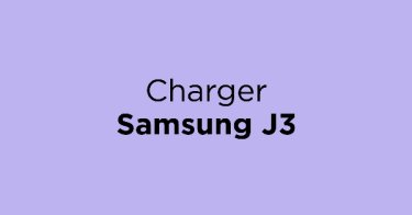 Charger Samsung J3
