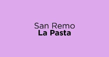 San Remo La Pasta