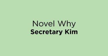 Novel Why Secretary Kim