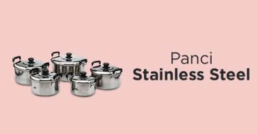 Panci Stainless Steel Bandung