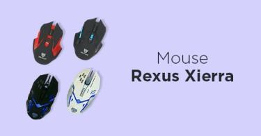 Mouse Rexus Xierra