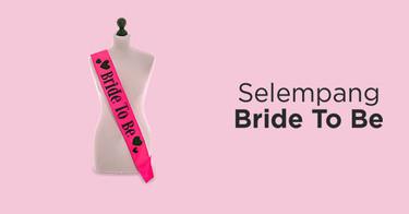 Selempang Bride To Be DKI Jakarta