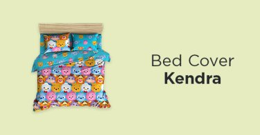 Bed Cover Kendra