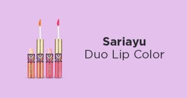 Sariayu Duo Lip Color