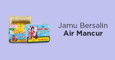 Jamu Bersalin Air Mancur DKI Jakarta