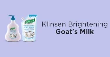 Klinsen Brightening Goat's Milk