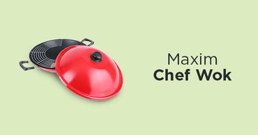 Maxim Chef Wok