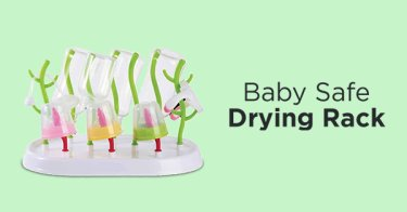 Baby Safe Drying Rack