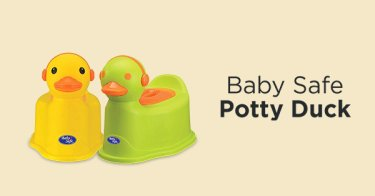 Baby Safe Potty Duck