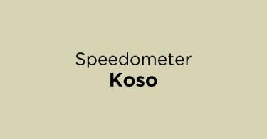 Speedometer Koso