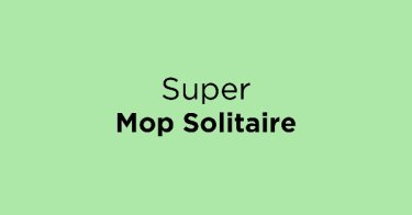 Super Mop Solitaire