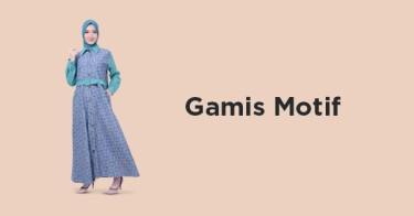 Gamis Motif Kabupaten Cirebon