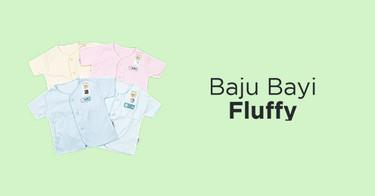 Baju Bayi Fluffy