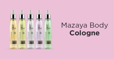 Mazaya Body Cologne