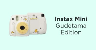 Jual Instax Mini Gudetama Edition dengan Harga Terbaik dan Terlengkap