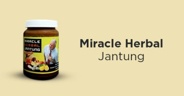 Miracle Herbal Jantung