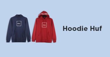 hoodie huf Depok