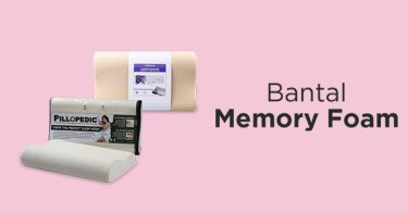 Bantal Memory Foam Depok