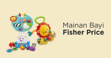 Mainan Bayi Fisher Price Depok