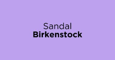 Sandal Birkenstock DKI Jakarta