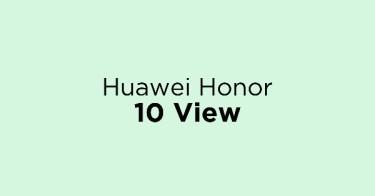 Huawei Honor 10 View