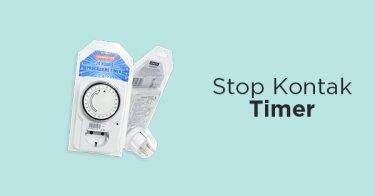 Stop Kontak Timer