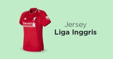 Jersey Liga Inggris