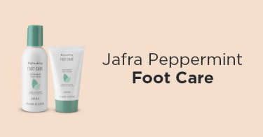 Jafra Peppermint Foot Care